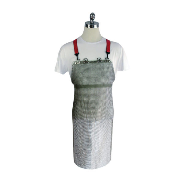 PSC trading - Mesh Apron Harness Red Polyester