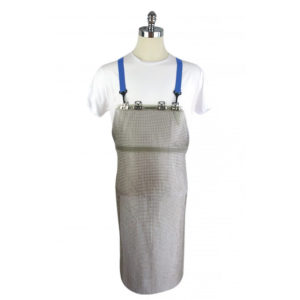 PSC trading - Mesh Apron Harness blue Polyester