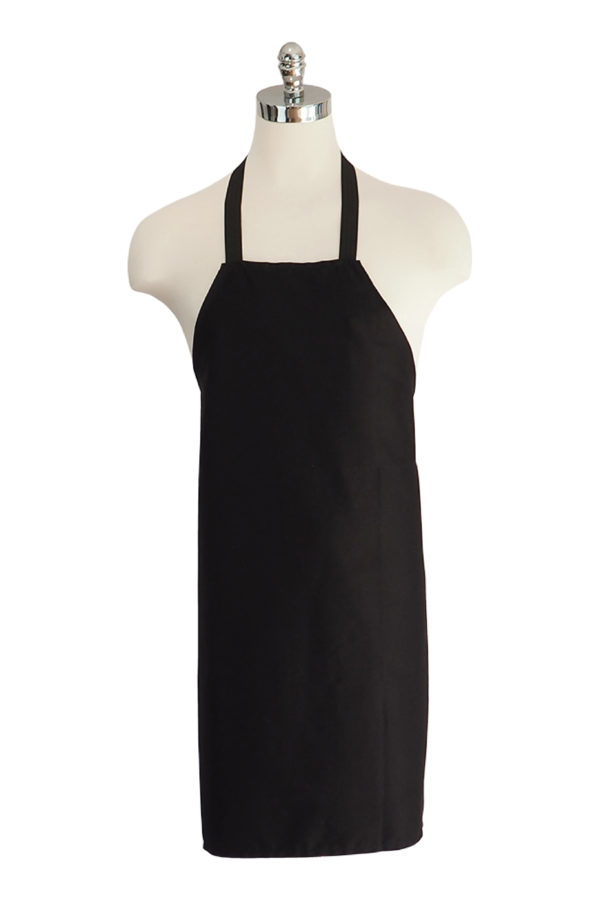 PSC trading - Poly Cotton Bib Apron - black