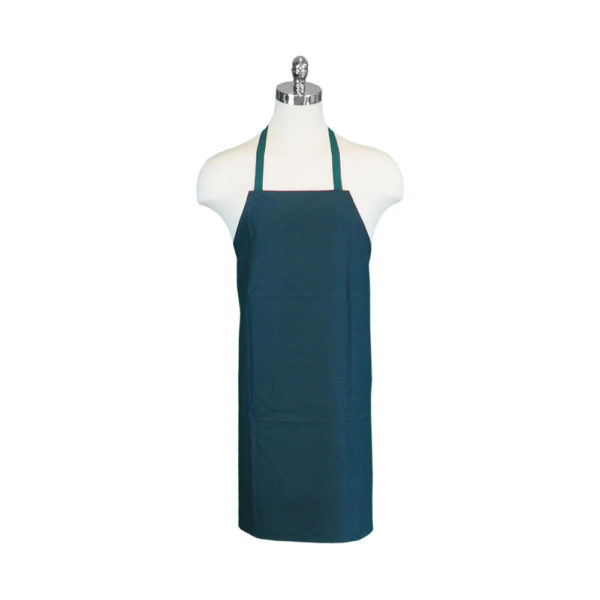 PSC trading - Poly Cotton Bib Apron - green
