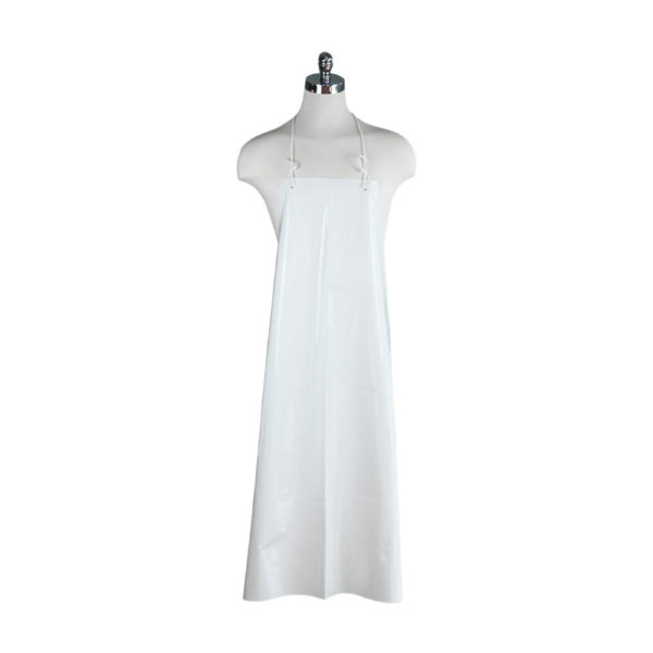 PSC Trading - TPU Apron White Front