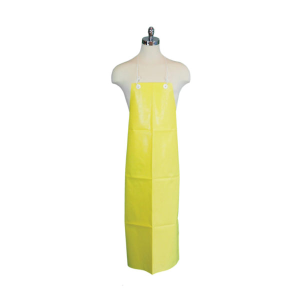 PSC Trading - TPU Apron Yellow Front