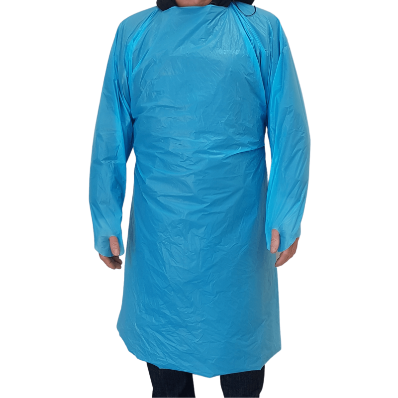 PE Isolation Gown